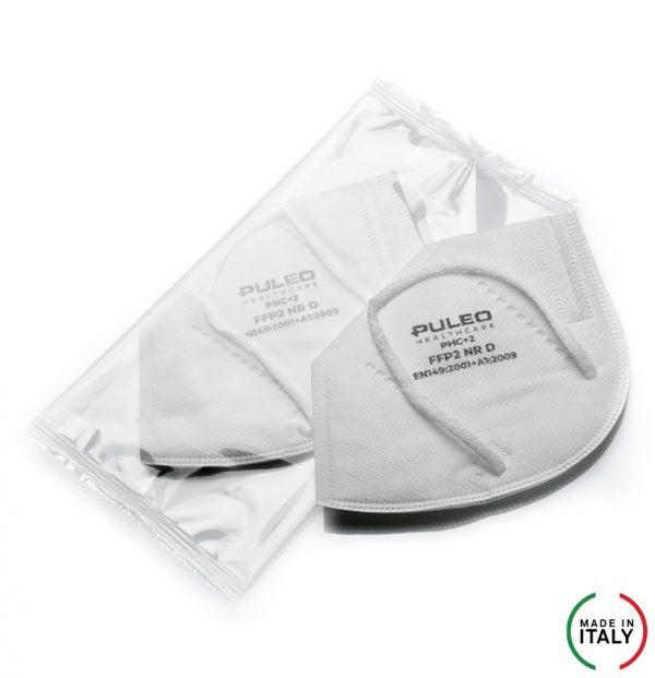puleo healthcare respiratore filtrante ffp2 021