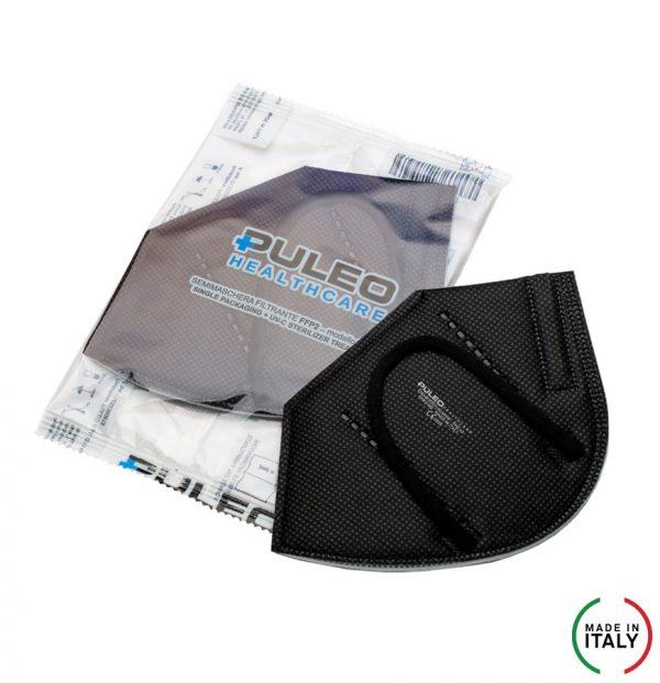 puleo healthcare respiratore filtrante ffp2 nera02
